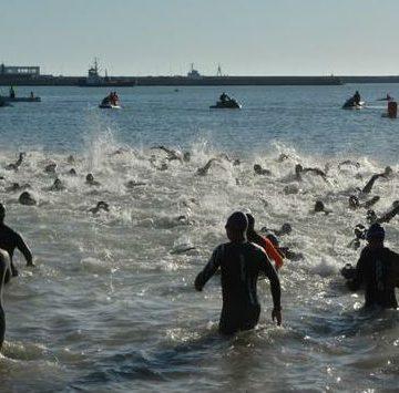 atletas, Mar del Plata, deporte