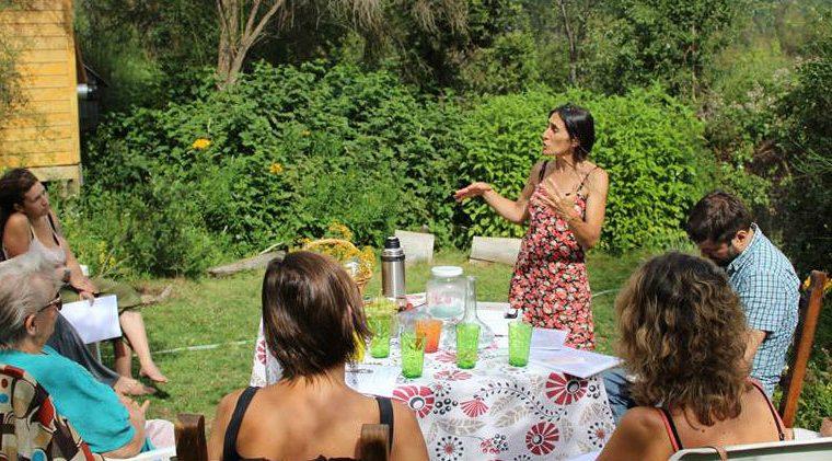Sara Itkin, plantas, medicina, salud