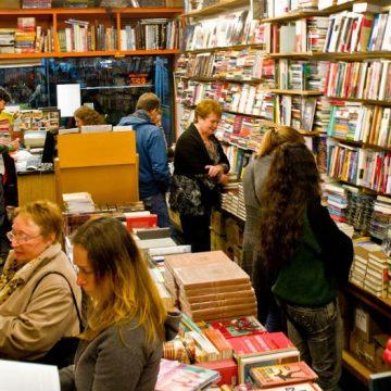 encuesta, Noche de las Librerias, libros, cultura