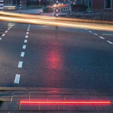 semáforo, Rosario, peatones