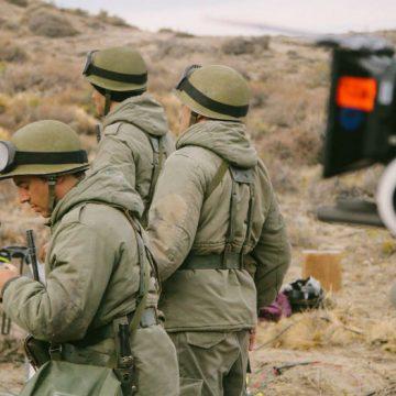 Soldado argentino solo conocido por Dios, película, Malvinas