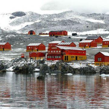 radio, Antártida Argentina, Base Esperanza