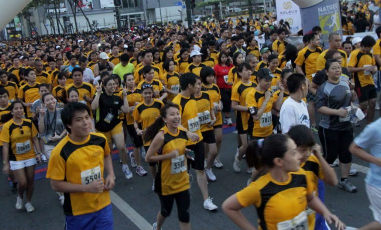 maratón, Día de la Tierra, ecología