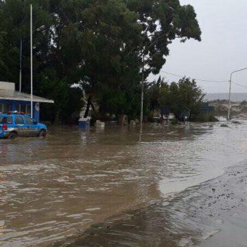 inundación, Chubut, Comodoro Rivadavia