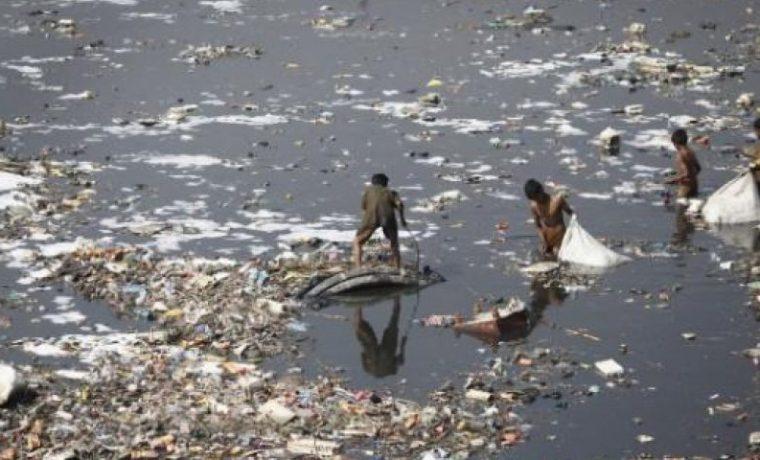 agua, salud, ecología, contaminación