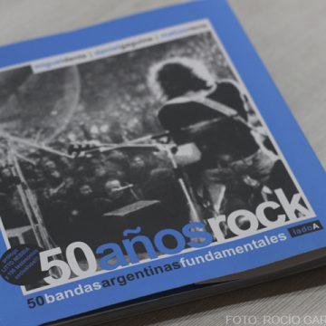 libro, cultura, 50 Años Rock