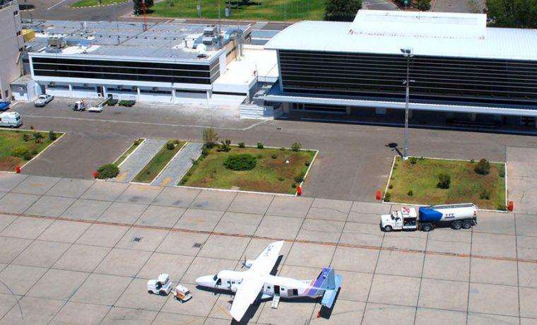 aeropuerto, Neuquén, contaminación, cloacal