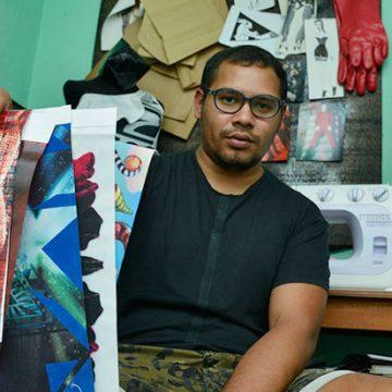 Adrian Sosa, moda, premio, diseñador