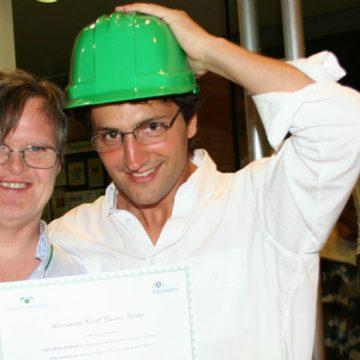 Javier Ureta, ecología, ONU, discapacidad