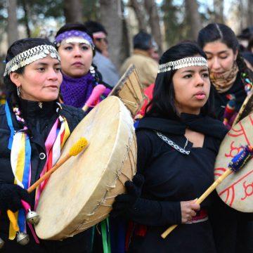 Mapuches 24-06-2015 Neuquén Eeoy tripantu-año nuevo