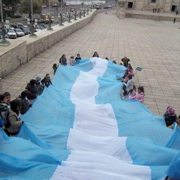 bandera nacional argentina