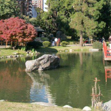 Jardín Japonés, cultura, agenda