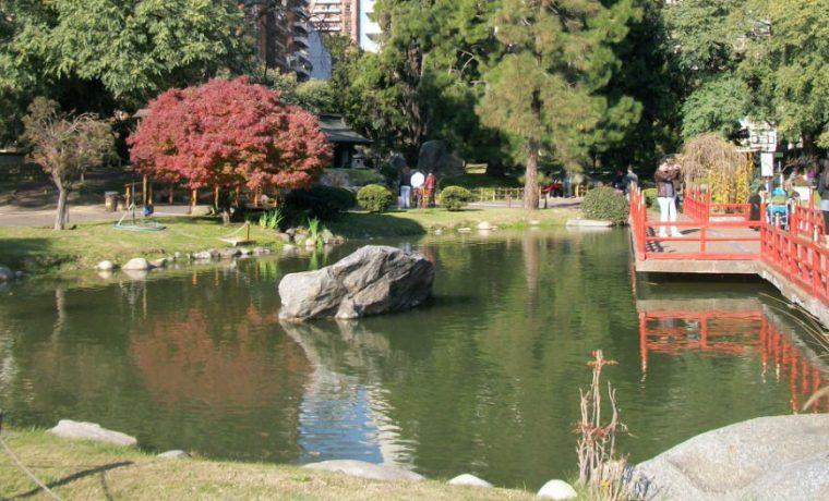 El jard n japon s cumple 50 a os y lo celebra for Jardin japones palermo