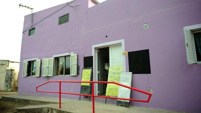 Gualeguaychú, hogar, solidaridad