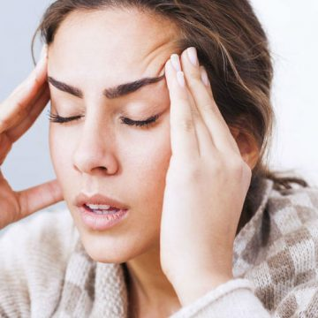 dolor de cabeza, alimentación, salud