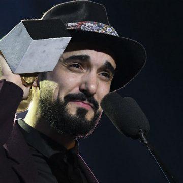 Abel Pintos, Premio Carlos Gardel, música, folklore