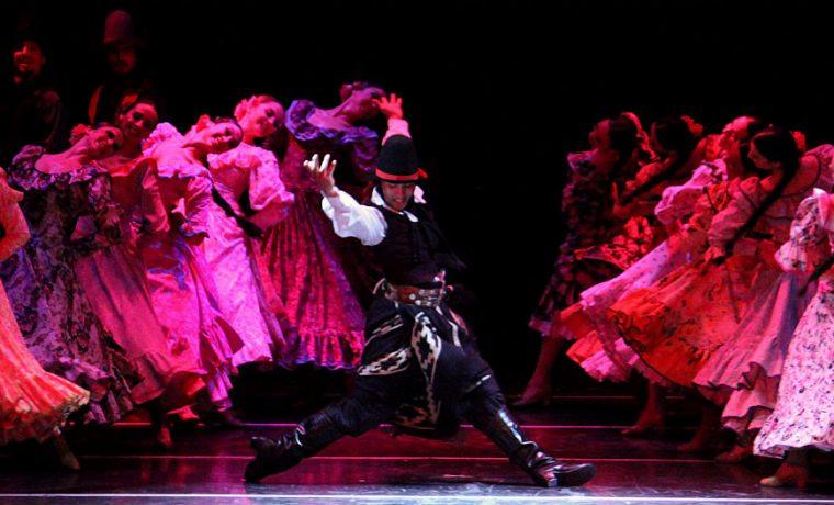 Ballet Folklórico Nacional, Garrahan, cultura, danza