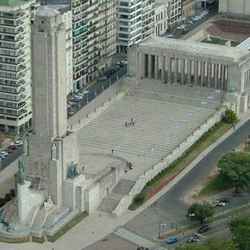 Monumento Nacional a la Bandera, Rosario, alumnos