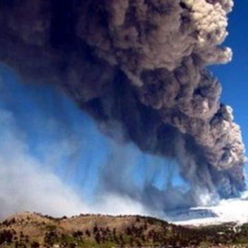 volcán, Copahue, Neuquén