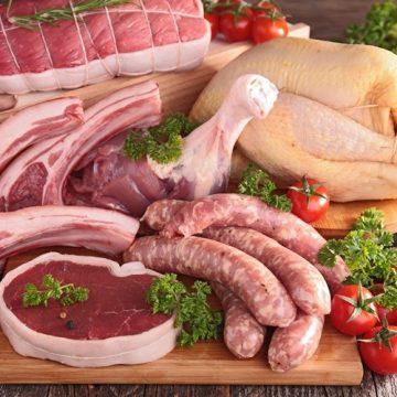 radiación, carnes, alimentos, salud