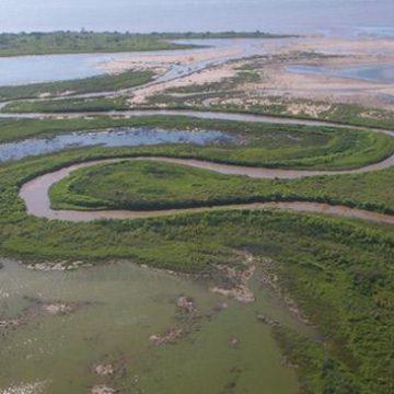 Santiago del Estero, cuenca, Río Salí Dulce, contaminación