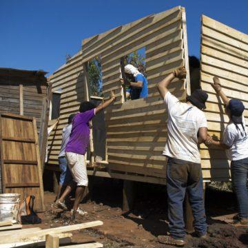 casa, TECHO, solidaridad, ecología