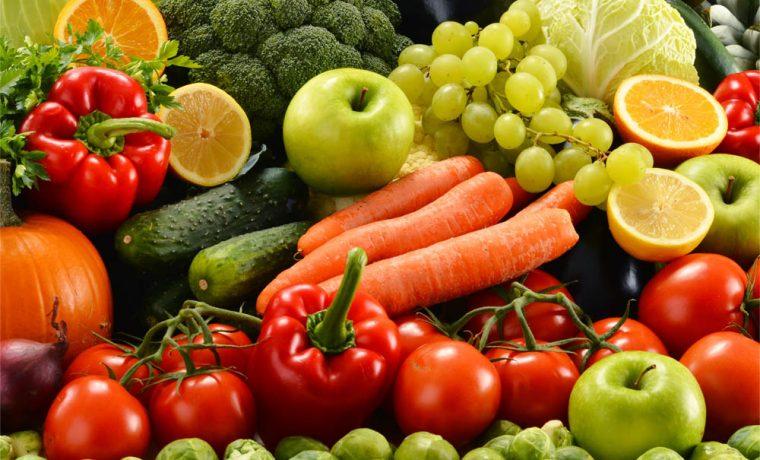 frutas, verduras, agrotóxicos, salud
