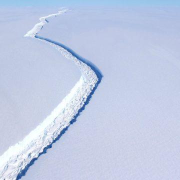 Antártida, iceberg, cambio climático, ecología