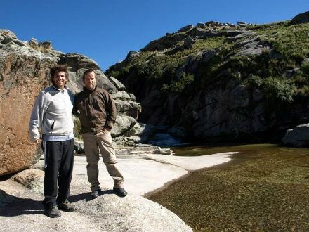 Julián Demo y Mariano Bearzotti