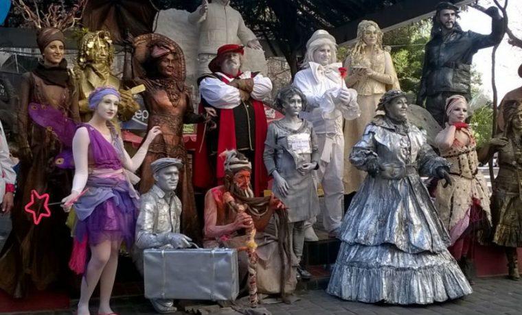 estatuas, Mendoza, Festival, cultura