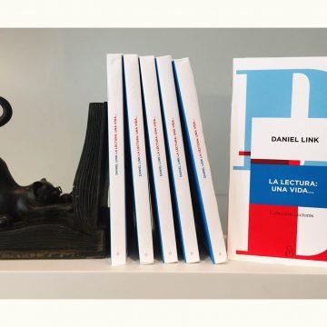 Daniel Link, libros, cultura