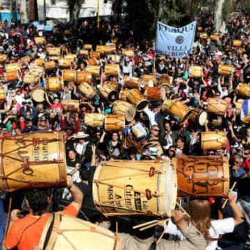 marcha de los bombos, Santiago del Estero, cultura