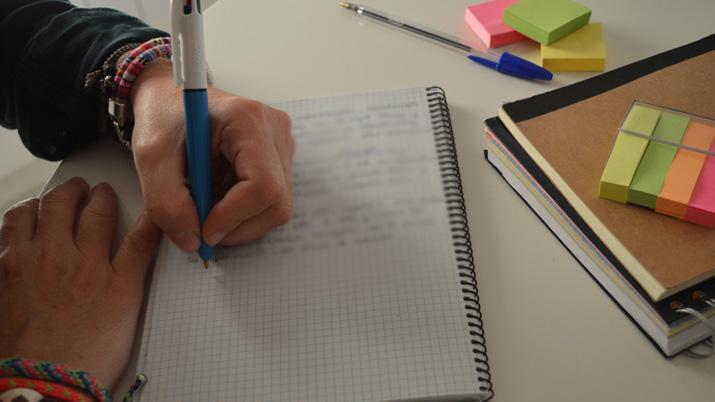 zurdas, cuaderno, salud