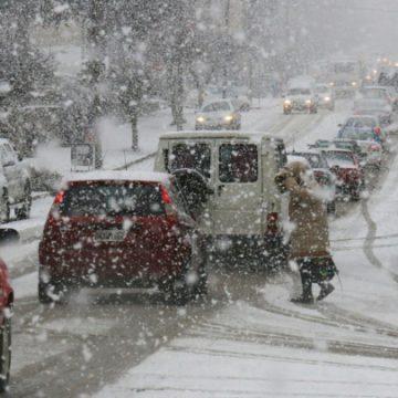 Bariloche, nieve, tormenta, clima