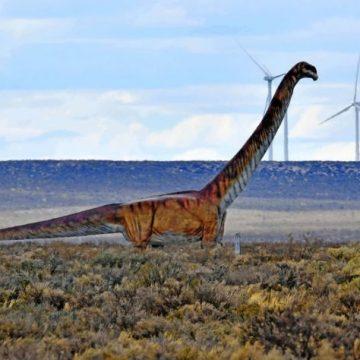 dinosaurio, Patagonia, Patagotitan mayorum