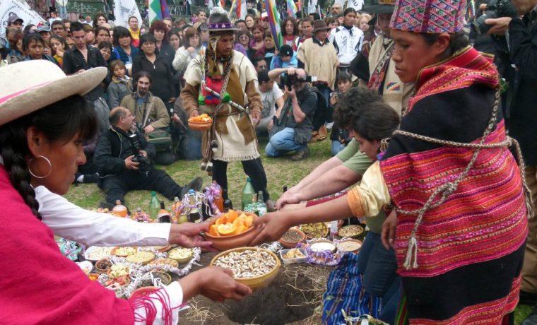 Pachamama, Jujuy, tradición