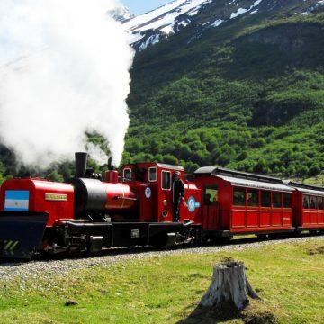 Tren del Fin del Mundo, Tierra del Fuego, Ushuaia, turismo