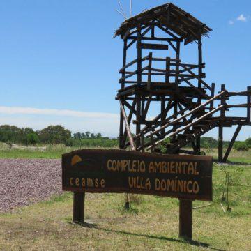 Villa Domínico, Reserva, CEAMSE, plantas, ecología