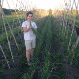 Ayelen Pulleiro, premio, ecología, Florencio Varela, alimentos
