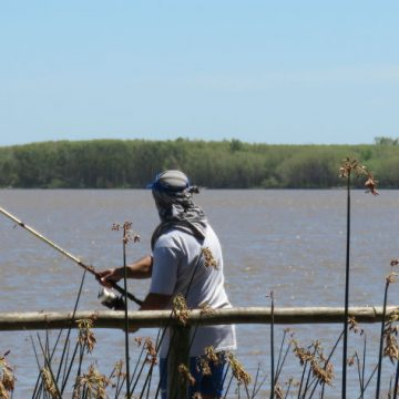 pesca, río Uruguay, ecología, Entre Ríos