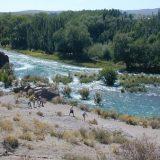 Río Atuel, Mendoza, La Pampa