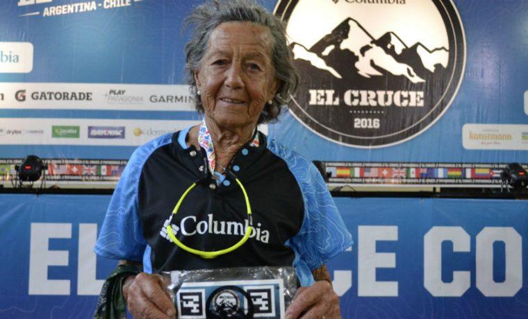 Elisa Forti, deporte, salud, Aconcagua