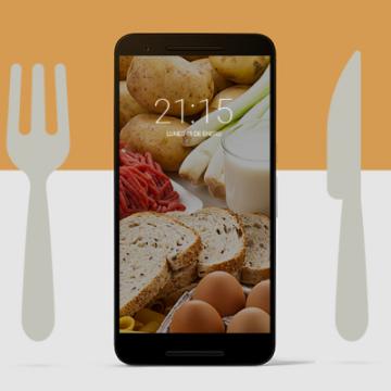 aplicación, Yupi Restó, alimentos, ecología