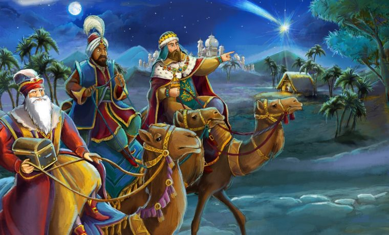 Reyes Magos, cultura, historia