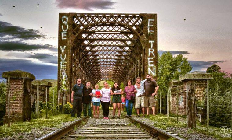 Sierra de la Ventana, tren, turismo, cultura