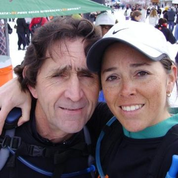 Sergio Vázquez, Bariloche, deporte, discapacidad