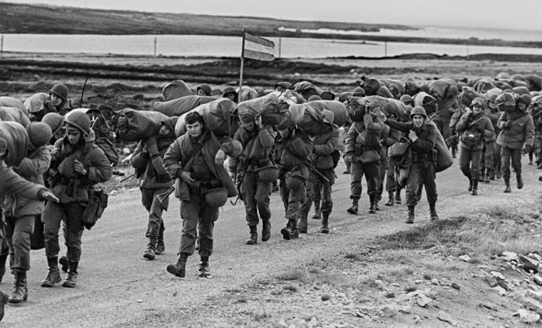 Malvinas, veterano, guerra