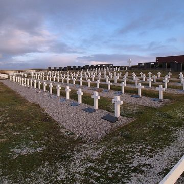 Islas Malvinas, guerra, soldados