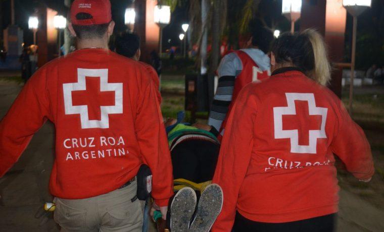 Cruz Roja, salud, crisis