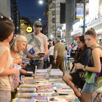 Noche de las Librerías, libros, cultura